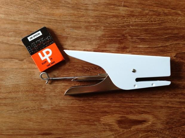 whale stapler