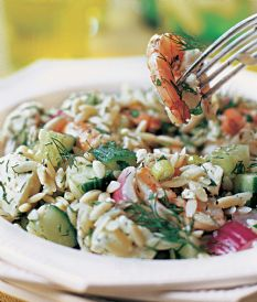 ina garten shrimp and orzo